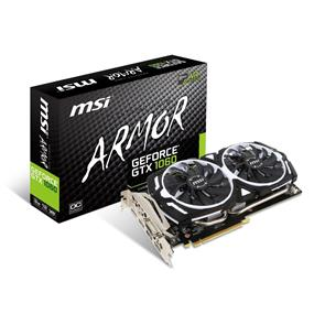 MSI GeForce GTX 1060 ARMOR 3G OCV1, 3GB
