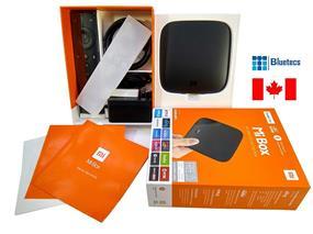 Xiaomi Mi Box 3 US Version 4K Android 6.0 TV Box