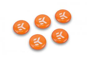 EKWB EK-Badge Orange (5 pcs)