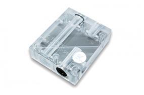 EKWB EK-FC Terminal DUAL Serial 3-Slot - Plexi