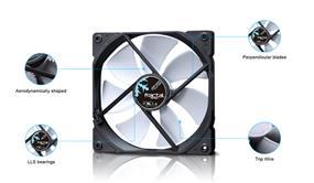 Fractal Design Dynamic X2 GP Cooling Fan- White (FD-FAN-DYN-X2-GP14-WT)