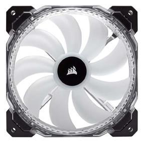 Corsair HD Series HD140 RGB LED 140mm High Performance RGB LED PWM Single Fan No Control Corsair HD Series Cooling (CO-9050068-WW)