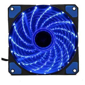 KOPPLEN 120MM BLUE LED SILENT FAN (ACF120-15LED-BLUE)
