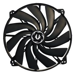 BitFenix Spectre All Black 200mm Case Fan (BFF-SCF-20020KK-RP)