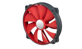 Deepcool DC Fan UF 140R 140mm Red Case Fan (DP-FUF-UF140R)