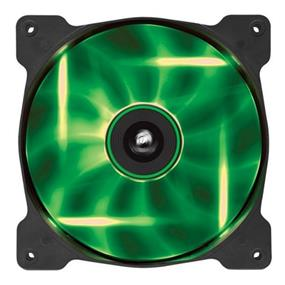 Corsair SP140 LED Green HIGH PRESSURE FAN CO-9050027-WW