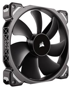 Corsair ML140 Pro Black, 140mm Premium Magnetic Levitation Case Fan (CO-9050045-WW)
