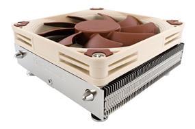 Noctua NH-L9i Low Profile CPU Cooler for Intel LGA1366, LGA1150, LGA1151, LGA1155, LGA1156