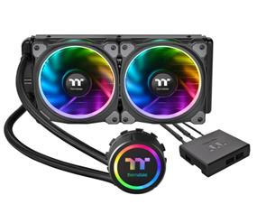 Thermaltake Floe All-in-One Riing RGB 280 TT Premium Edition CPU Cooler (CL-W167-PL14SW-A)