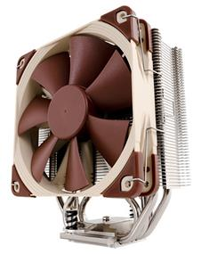 Noctua CPU Cooler NH-U12S LGA2066/2011/1156/1155/1150 AM2/AM2+/AM3/AM3+/FM1/FM2/FM2+(backplate required)/AM4(with NM-AM4-UxS) 120mm Retail