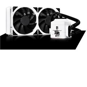 Deepcool Captain 240 EXA4 White Liquid CPU Cooler