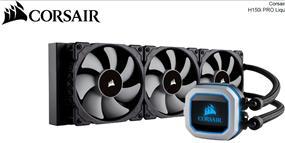 Corsair Hydro Series H150i PRO Liquid CPU Cooler (CW-9060031-WW)