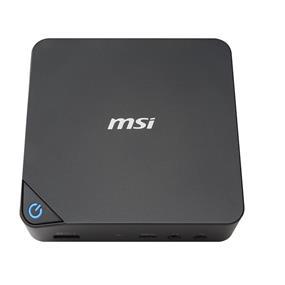 MSI Cubi 2 Barebone Cubi2-007BUS Core i3-7100U Dual Core 2.4GHz