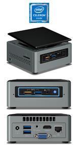 Intel BOXNUC6CAYH NUC Barebone System