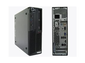 Lenovo ThinkCentre M90P SFF (Refurbished) Desktop PC