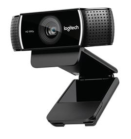 Logitech C922 Pro Stream 1080P Webcam for Game Streaming (960-001087)