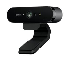 Logitech BRIO Webcam with 4K Ultra HD Video (960-001105)