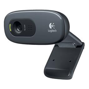 Logitech C270 HD Webcam (960-000694)