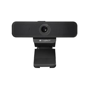 Logitech C920-C Full HD 1080p USB Webcam - Black (960-000945)