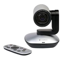 Logitech Video Conferencing Camera - 30 fps - USB 3.0 - 1920 x 1080 Video - Auto-focus (960-001021)