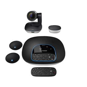 Logitech GROUP Video Conferencing System Plus Expansion Mics (960-001060)