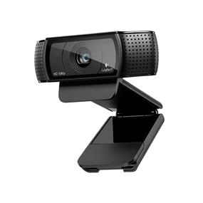 Logitech C920 USB Webcam - Black (960-000764)