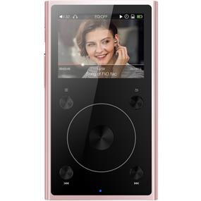 FiiO X1 Gen 2 Portable Music Player (Rose Gold)