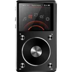 FiiO X5 2nd Gen - Audiophile Portable Player (Black)