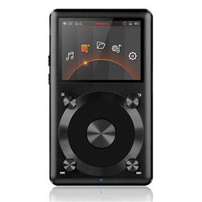 FiiO X3 2nd Gen - Digital Audio Player (Black)