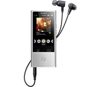 Sony NW-ZX100HN - 128GB Hi-Res Walkman Digital Music Player (Silver)