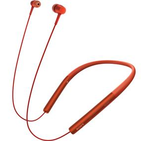 Sony MDR-EX750BT h.ear in Wireless Bluetooth In-Ear Headphones (Cinnabar Red)