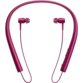 Sony MDR-EX750BT h.ear in Wireless Bluetooth In-Ear Headphones (Bordeaux Pink)