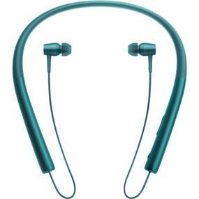 Sony MDR-EX750BT h.ear in Wireless Bluetooth In-Ear Headphones (Veridian Blue)