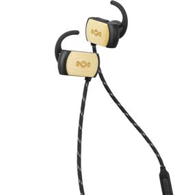 House of Marley Voyage BT In-Ear Bluetooth Headhones (Black)