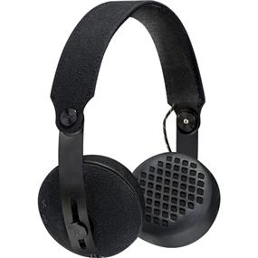 House of Marley Rise BT - Wireless On-Ear Headphones (Black)
