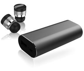 (E)scape MicroJam MJPB-S4 - Stereo Bluetooth Mini Earphones
