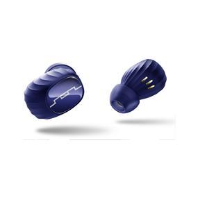 SOL REPUBLIC - Amps Air Wireless In-Ear Headphones - Blue