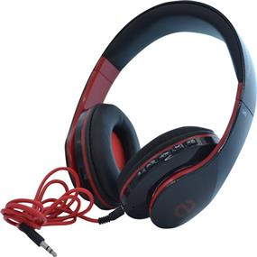 (E)scape BT-S36 - Hands Free Bluetooth Stereo Headset (Black)