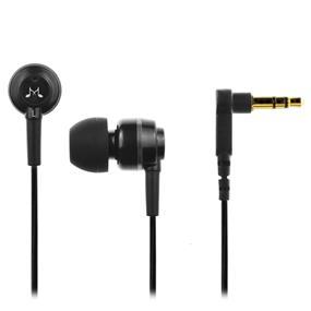 SoundMAGIC ES18 - In Ear Isolating Earphones (Black)