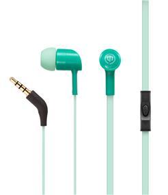 Wicked Audio Havok Headphones with Microphone (Marine)