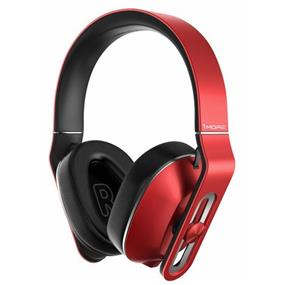 1MORE MK802 - Bluetooth Over-Ear Headphones (Red) - Bluetooth 4.1 aptX
