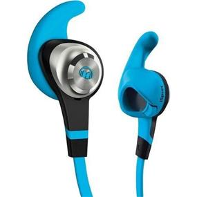 Monster iSport Strive Earphones (Blue)