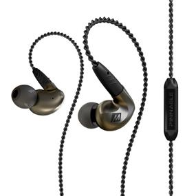 MEElectronics Pinnacle P1 - High Fidelity Audiophile In-Ear Headphones