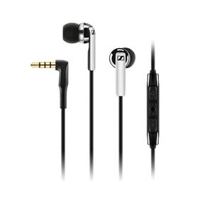 Sennheiser CX 2.00G Earphones (Black, Samsung Galaxy)