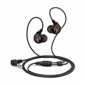 Sennheiser IE 60 Headphone - In-Ear Sound Isolating Headphones (Black)