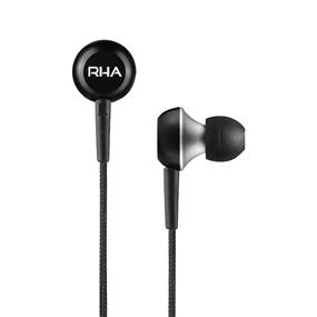 RHA MA350 - Noise Isolating Aluminum In-Ear Headphone