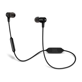 JBL E25BT Bluetooth In-Ear Headphones (Black)