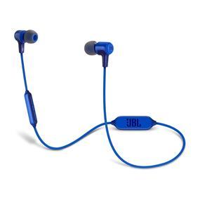 JBL E25BT Bluetooth In-Ear Headphones (Blue)