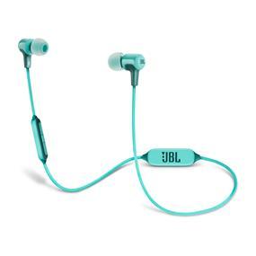 JBL E25BT Bluetooth In-Ear Headphones (Teal)