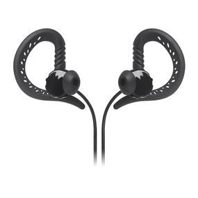 JBL Focus 300 Behind-the-Ear Sport Headphones (Black)